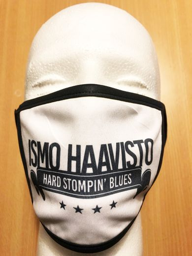 """Hard Stompin' Blues"" Mask/Kasvomaski"